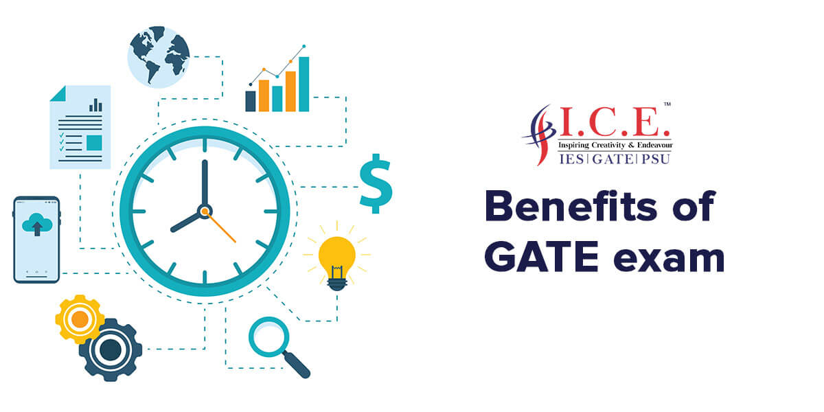 What is the benefit of GATE exam