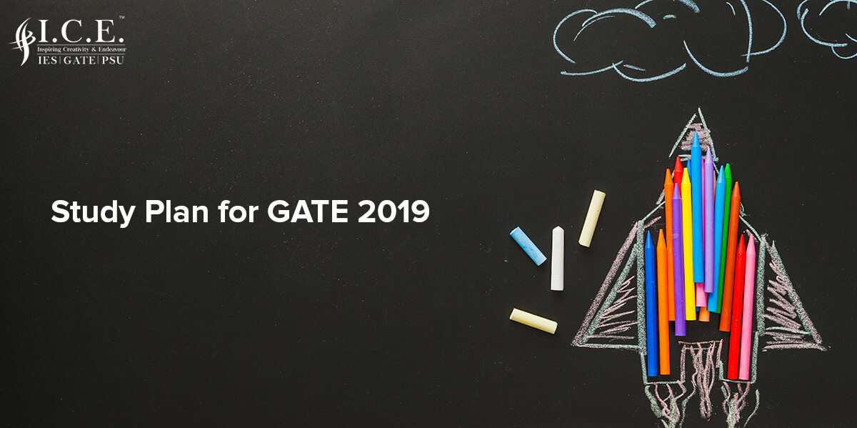 Study Plan for GATE