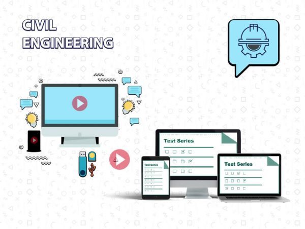 Civil Engineering GATE Video Lectures & Test Series
