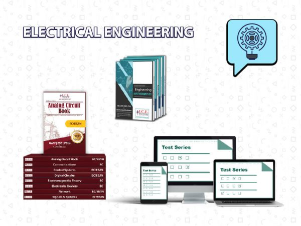 GATE Electrical Engineering Books + Test Series