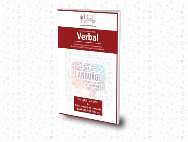 Verbal Aptitude Book