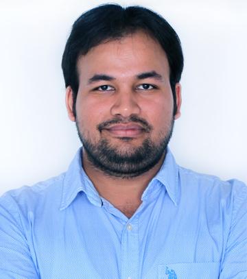 Nitesh Rai M.Tech – IIT Roorkee, Academics Head & Faculty