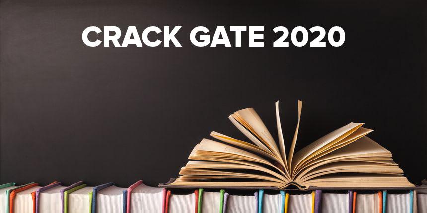 Crack GATE 2020