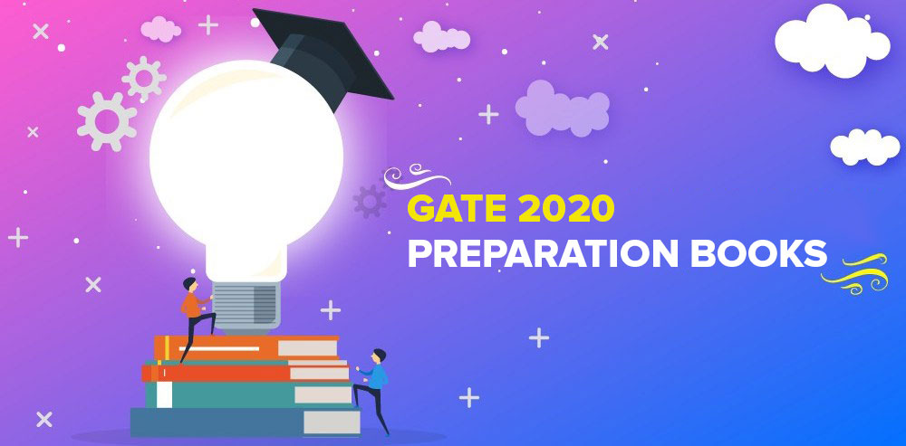 GATE 2020 Preparation Books