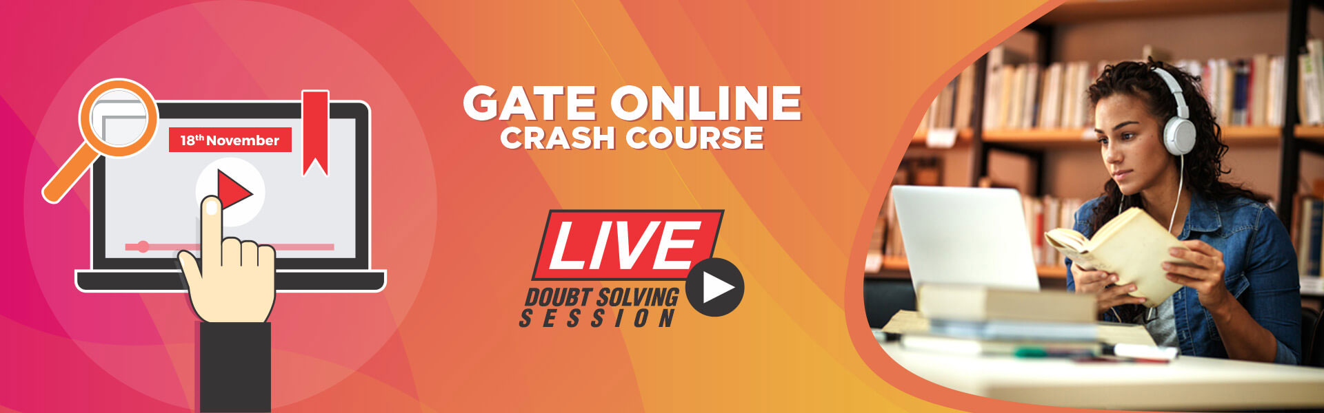 GATE Crash Course